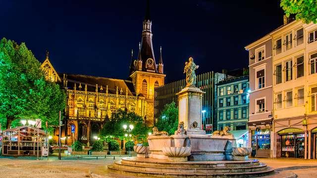 Séjour à Liège avec dîner inclus (à partir de 2 nuits)