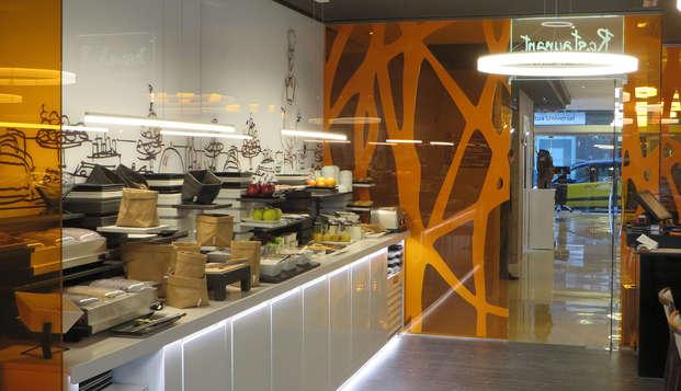 Evenia Rossello - buffet