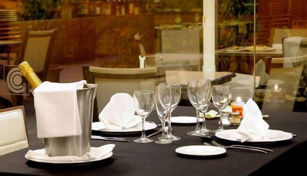 Evenia Rossello - restaurant