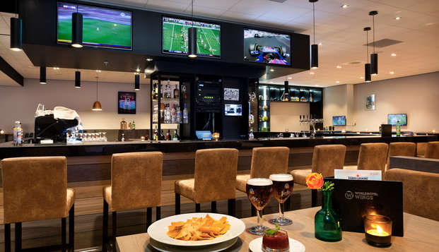 Worldhotel Wings - Bar