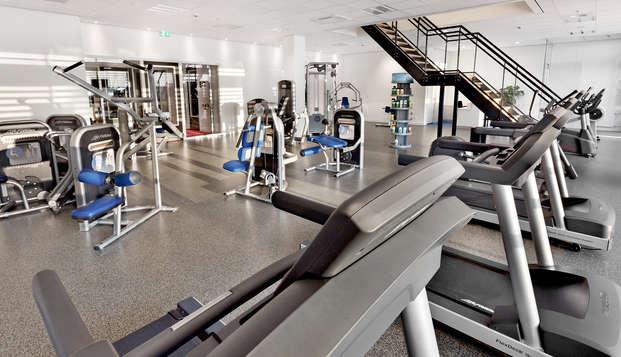 Worldhotel Wings - gym