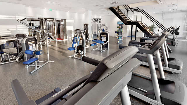 Worldhotel Wings - gym