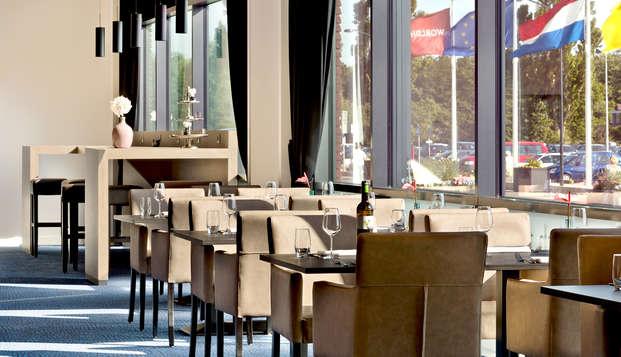 Worldhotel Wings - Restaurant