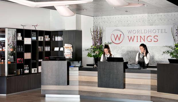 Worldhotel Wings - Reception
