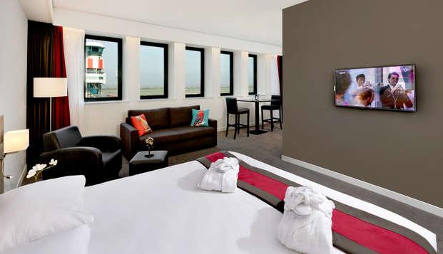 Worldhotel Wings - room