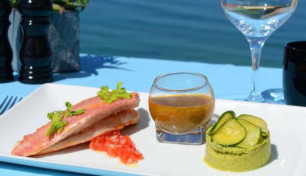 Radisson Blu Hotel Biarritz - food