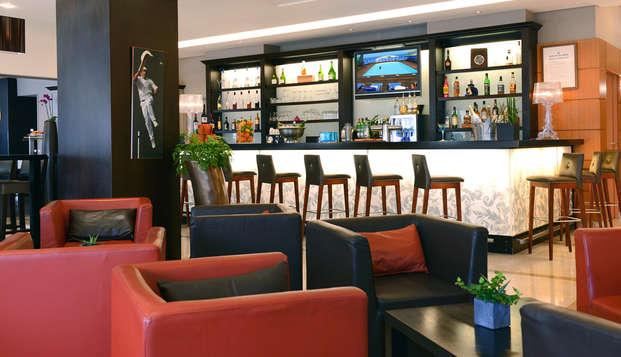 Radisson Blu Hotel Biarritz - bar