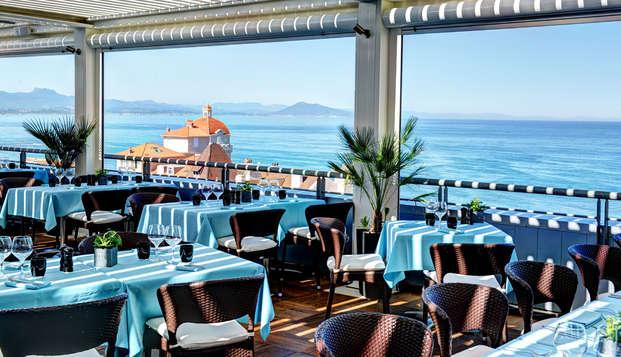 Radisson Blu Hotel Biarritz - restaurant