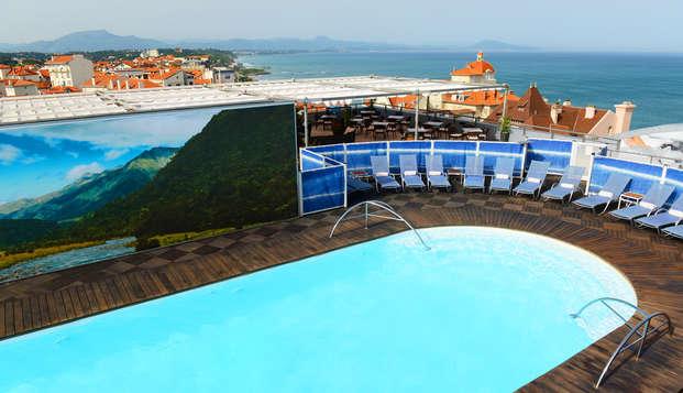 Radisson Blu Hotel Biarritz - pool
