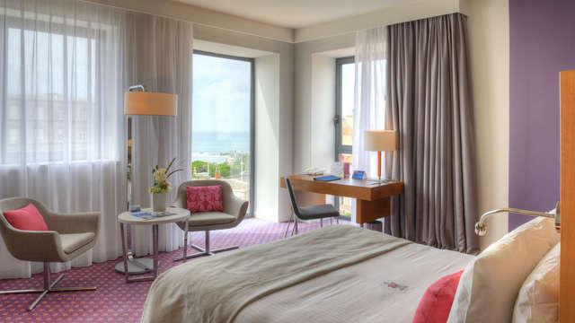 Radisson Blu Hotel Biarritz - room