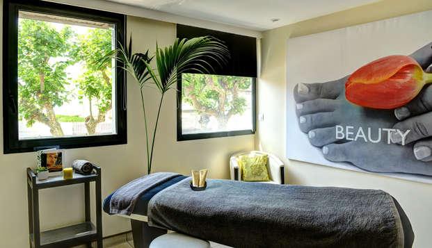 Radisson Blu Hotel Biarritz - spa