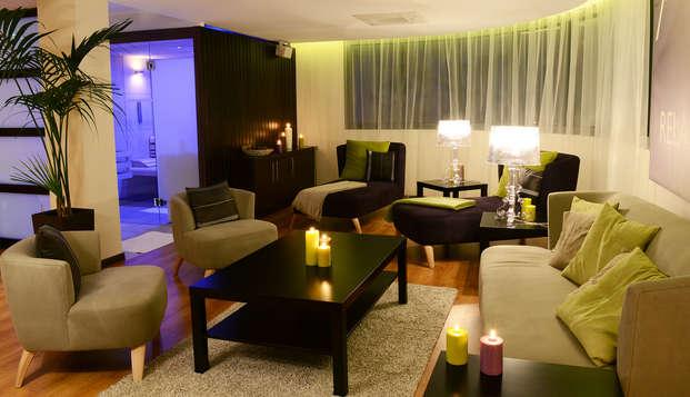 Radisson Blu Hotel Biarritz - spa lounge
