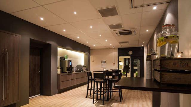 Best Western Plus Rotterdam Airport Hotel - breakfast