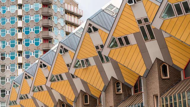 Best Western Plus Rotterdam Airport Hotel - destino