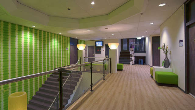 Best Western Plus Rotterdam Airport Hotel - hall
