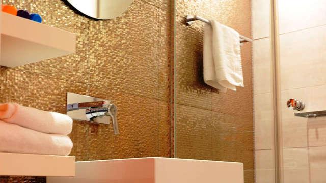 Best Western Plus Rotterdam Airport Hotel - bathroom