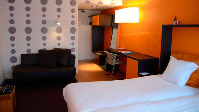 Best Western Plus Rotterdam Airport Hotel - room