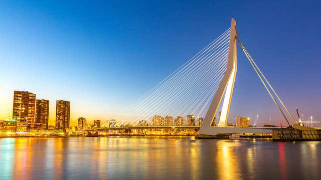 Citytrip in de bruisende wereldstad Rotterdam