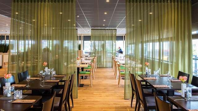 City-trip avec dîner à Rotterdam (à partir de 2 nuits)