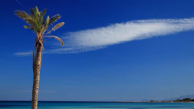 Weekend tra San Vito Lo Capo ed Erice in un baglio con vista panoramica