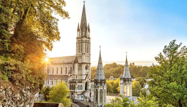 À la découverte de la ville historique de Lourdes