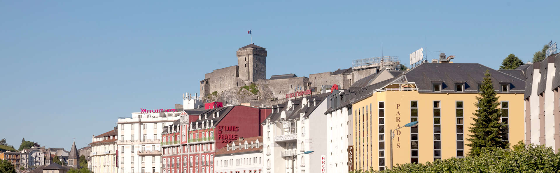 Séjour en famille ou entre amis à Lourdes