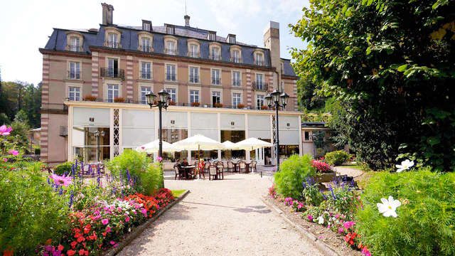 Grand Hotel - Plombieres les bains