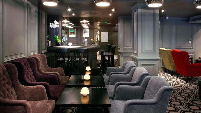 Hotel le Cinq Hyper Centre Chambery