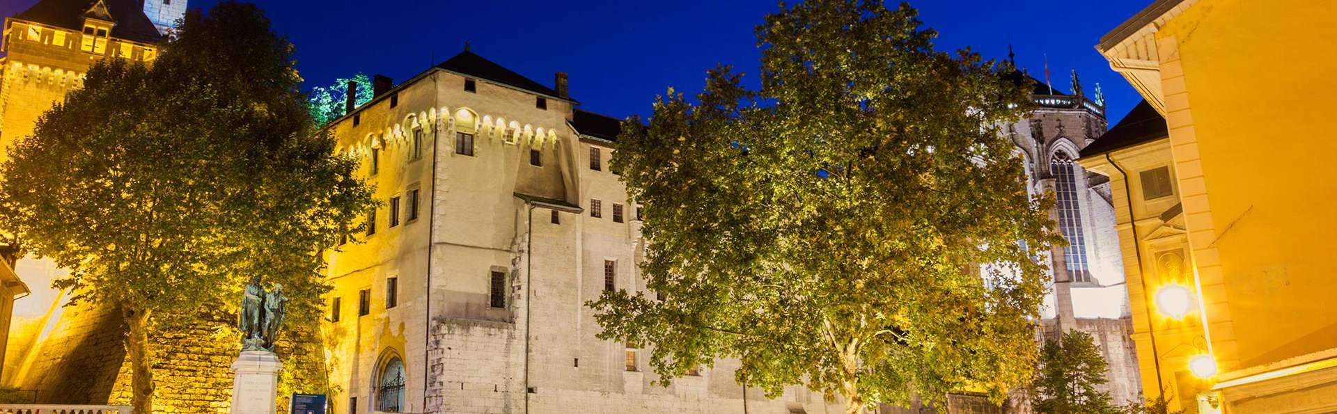Culture et patrimoine en plein coeur de Chambéry