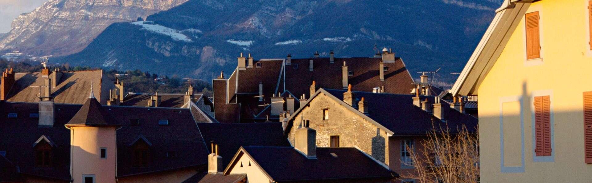 Descubre Saboya alojándote en un hotel de diseño en pleno centro de Chambéry