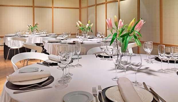 H Tribeca - banquete