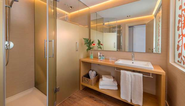 H Tribeca - bathroom
