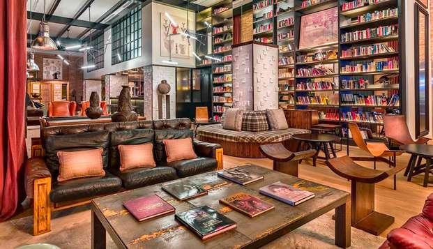 H Tribeca - lounge