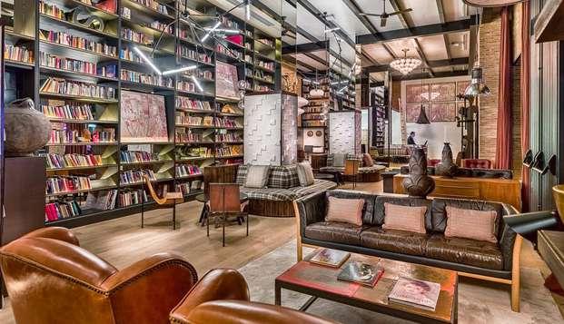H Tribeca - lobby