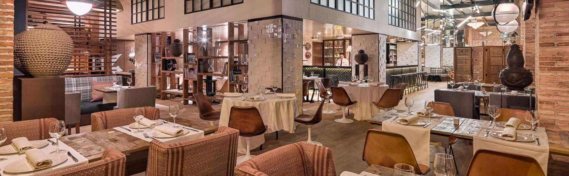 Séjour gastronomique avec dîner dégustation à Madrid (à partir de 2 nuits)