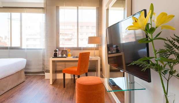 H Tribeca - room