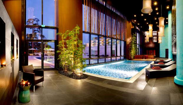Week-end détente avec accès spa, à Evian les Bains