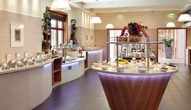 Radisson Blu Paris Marne-la-Vallee - buffet