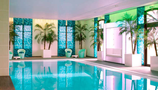 Radisson Blu Paris Marne-la-Vallee - pool