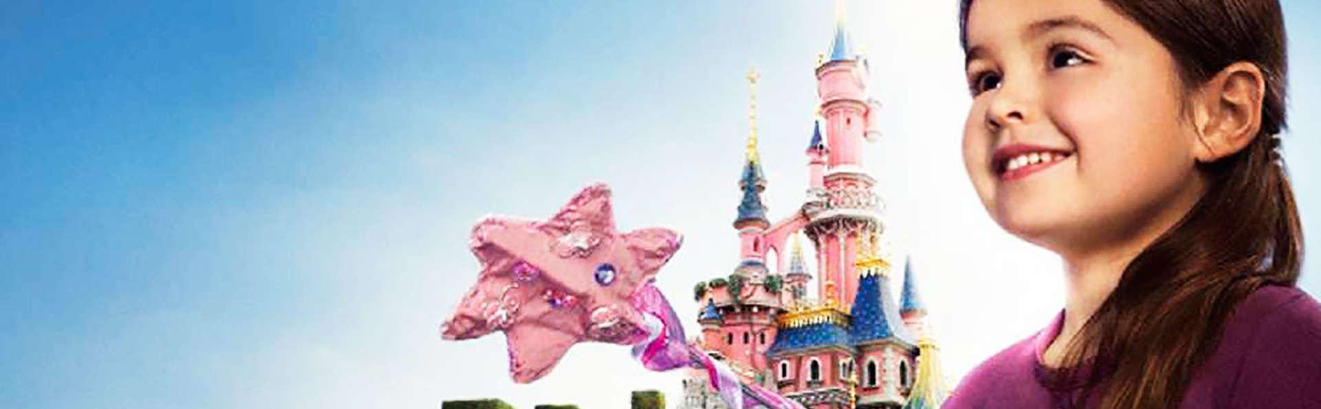 Week-end détente avec accès aux 2 Parcs Disneyland® Paris (1 Jour / 2 Parcs)