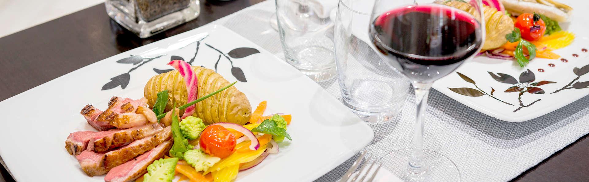 Escapade romantique avec dîner en amoureux sur la Côte d'Opale