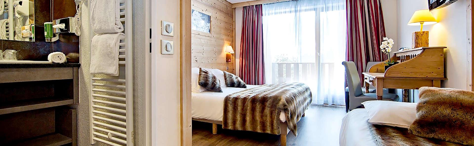 h tel alpen roc la clusaz 3 la clusaz france. Black Bedroom Furniture Sets. Home Design Ideas