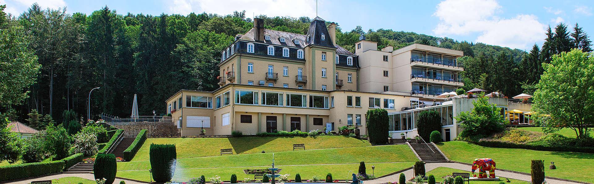 Détente à Echternach avec soins ou massages inclus !