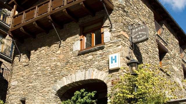 Hotel Santa Barbara de la Vall d Ordino