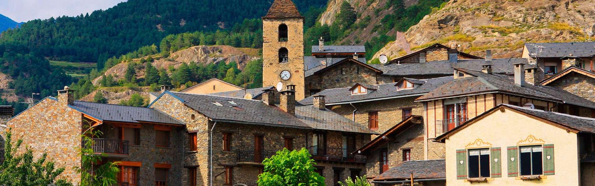 Chollo: Escapada con encanto en Andorra