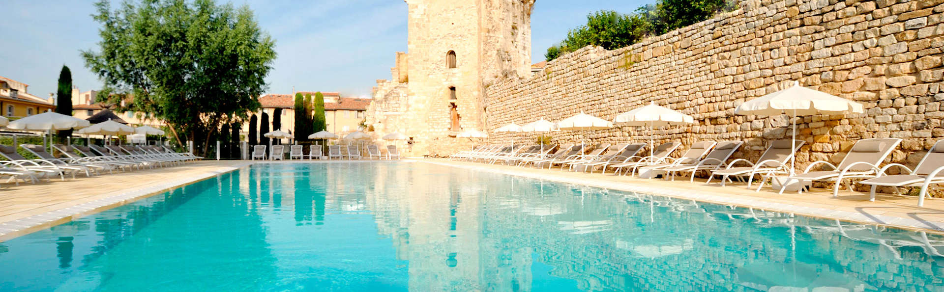 Charme et détente au coeur d'Aix-en-Provence