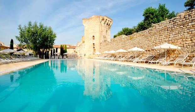 Moment bien-être et détente à Aix-en-Provence