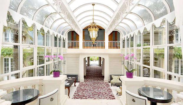 Hotel Chateau Et Spa Grand Barrail - Lounge