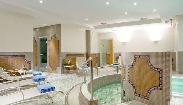 Hotel Chateau Et Spa Grand Barrail - Spa