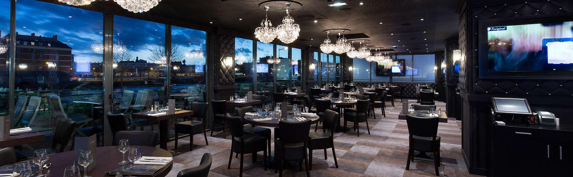 Week-end détente avec dîner au Havre